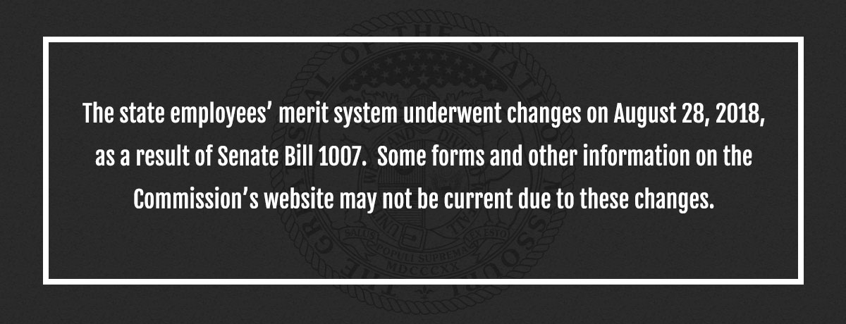 Merit Reform Information - Click Here